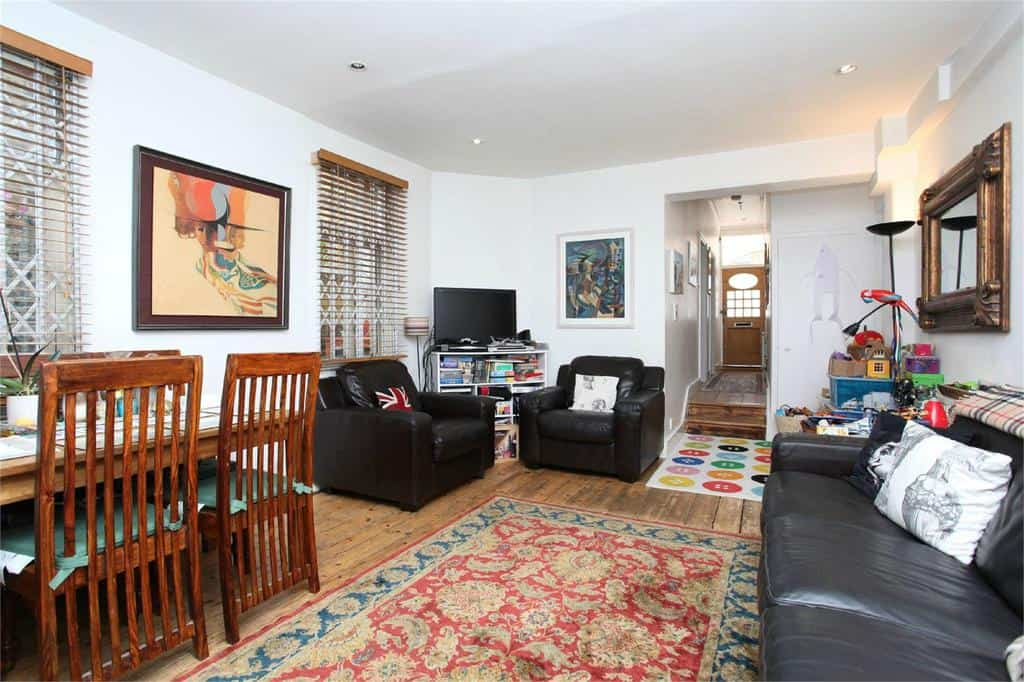 Rosedale Terrace, Brackenbury Village, Hammersmith, London, W6