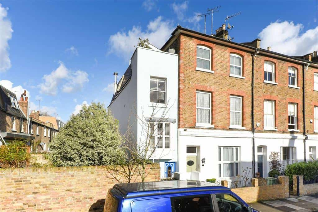 Kilmarsh Road, Brackenbury Village, Hammersmith, London, W6