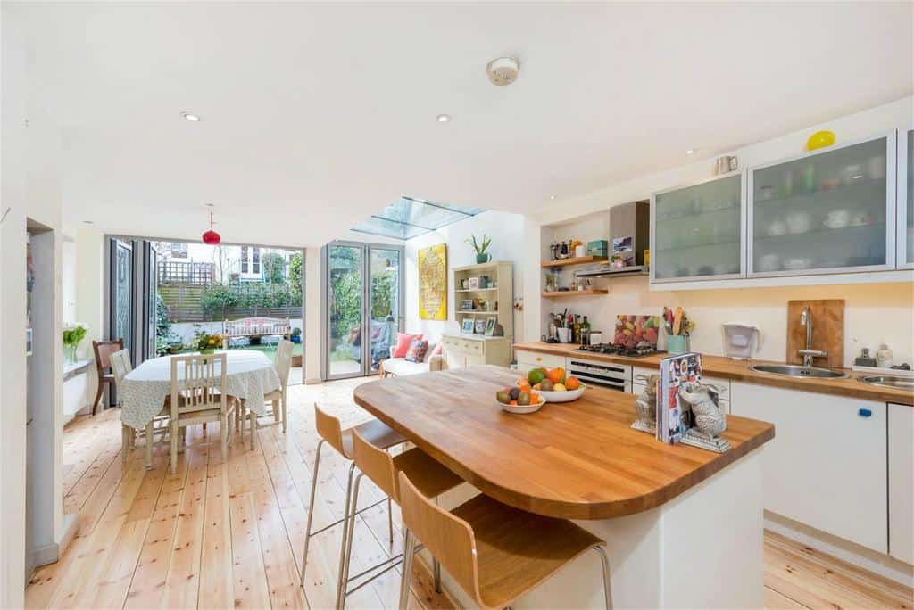 Tabor Road, Brackenbury Village, Hammersmith, London, W6