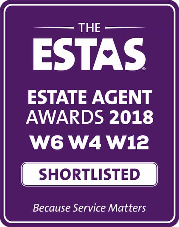 Best Estate Agent London - ESTAS Awards
