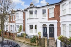 Iffley Road, Brackenbury Village, London, W6