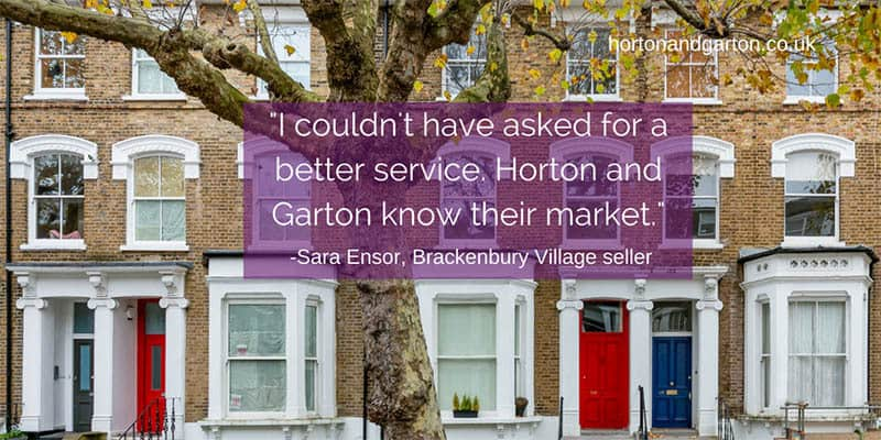 brackenbury village testimonial