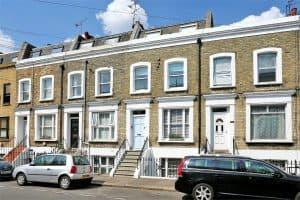 Raynham Road, Brackenbury Village, Hammersmith, London, W6