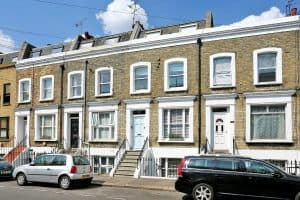 Raynham Road, Brackenbury Village, London