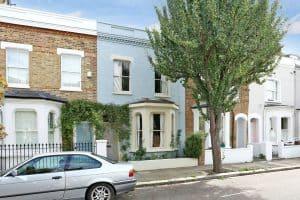 Nasmyth Street, Brackenbury Village, London
