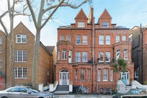 Mornington Avenue, West Kensington, London
