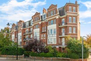 Castelnau Mansions, London
