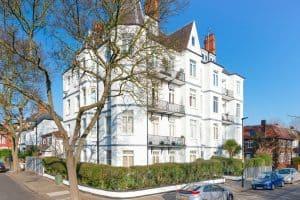 Sutton Court Mansions, Grove Park Terrace, London
