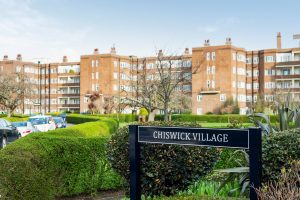 Chiswick Village, Gunnersbury, London