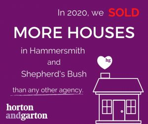 hammersmith shepherd's bush sold houses