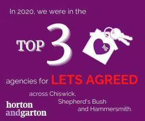 lettings agent chiswick hammersmith shepherd's bush 2020
