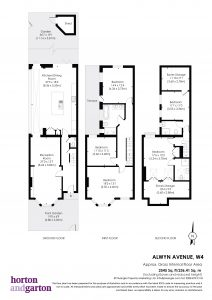 floor plan horton and garton