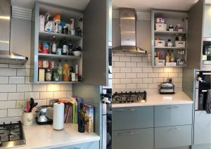 Decluttering your kitchen