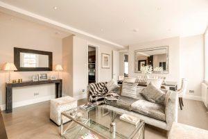 Glyn Mansions, Kensington Olympia, London