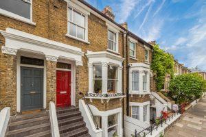 Aldensley Road, Brackenbury Village, London