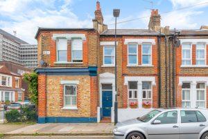 Beryl Road, Hammersmith, London