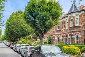 Binden Road, Wendell Park, London