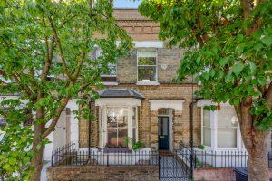 Redmore Road, Brackenbury Village, London
