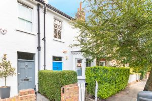 Bradmore Park Road, Brackenbury Village, London