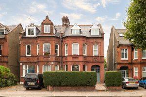 Goldhawk Road, Stamford Brook, London