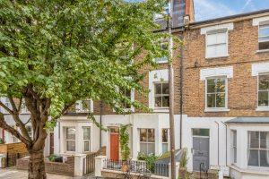 Southerton Road, Brackenbury Village, London