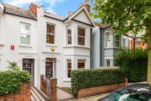 Thorney Hedge Road, Gunnersbury, London